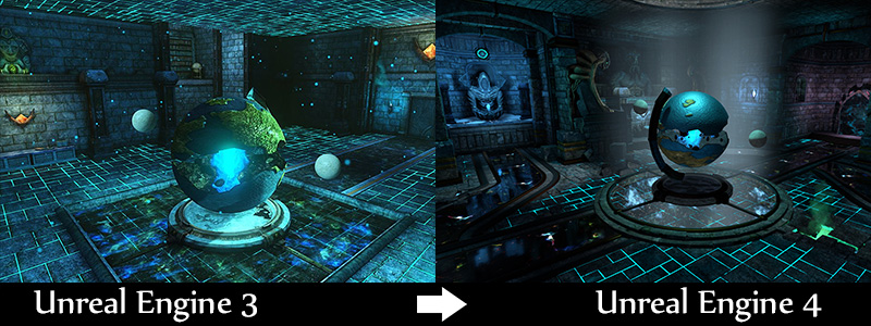 From UDK to Unreal Engine 4: The Beginning   Galaxy Interactive